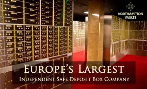 safe deposit box Northampton