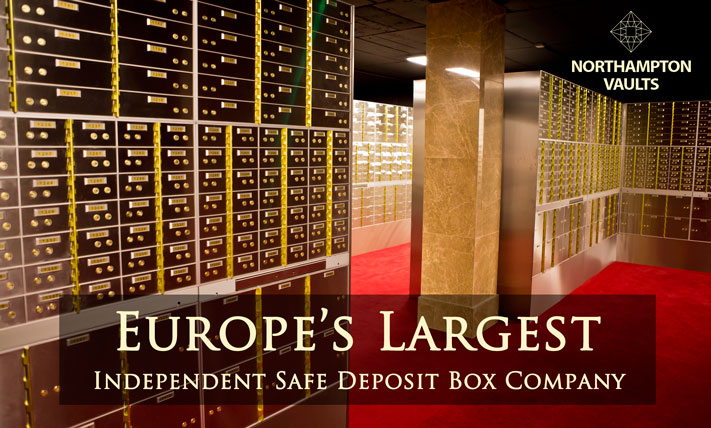 safe deposit box Northampton